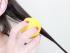إحصلي علي الشعر المجعد بطريقة طبيعية 4