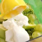 طريقة عمل سموثي الليمون و النعناع 10