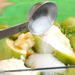 طريقة عمل سموثي الليمون و النعناع 13