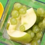 طريقة عمل سموثي الليمون و النعناع 7