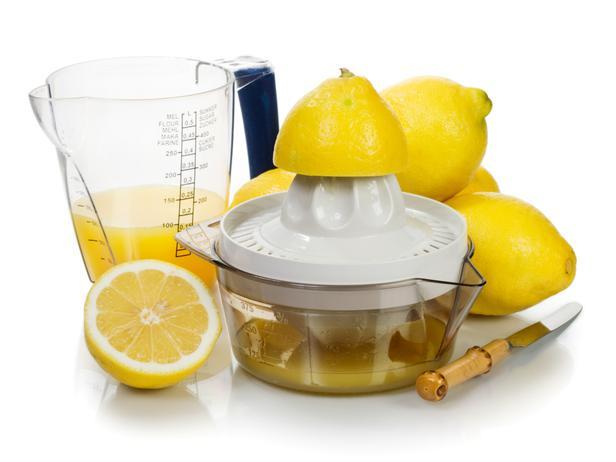 عصير الليمون الدافئ