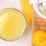 بالصور عمل عصير الليمون المنعش10