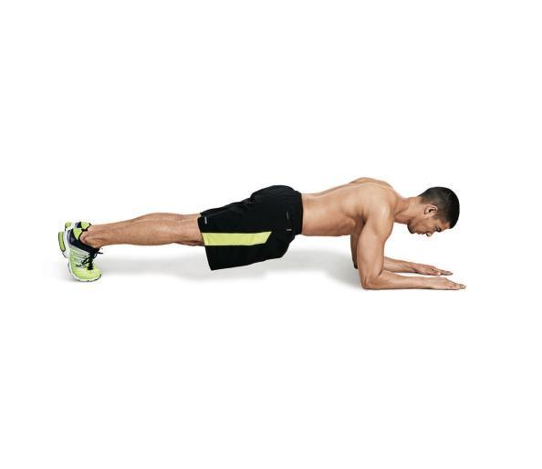 تمارين تقسيم عضلات البطن 13