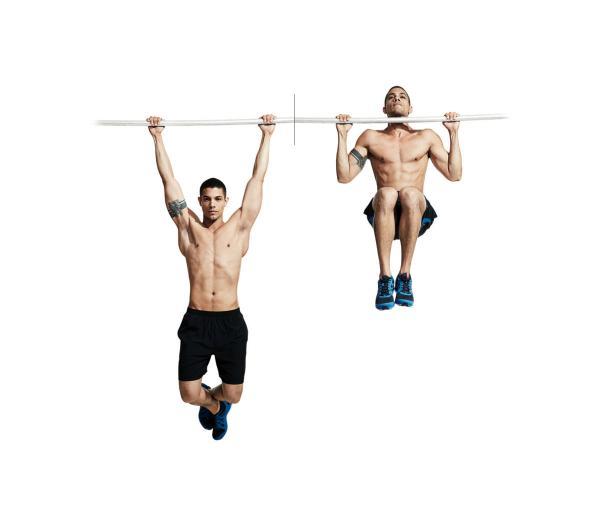 تمارين تقسيم عضلات البطن 14