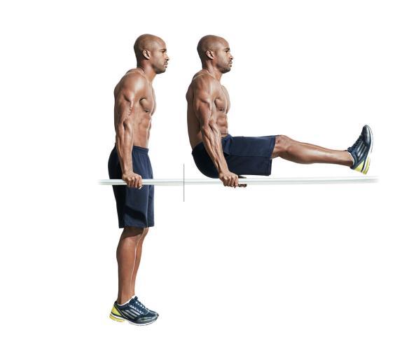 تمارين تقسيم عضلات البطن6