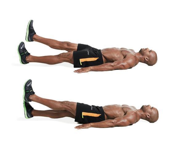تمارين تقسيم عضلات البطن7