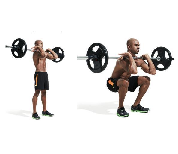 تمارين تقسيم عضلات البطن8