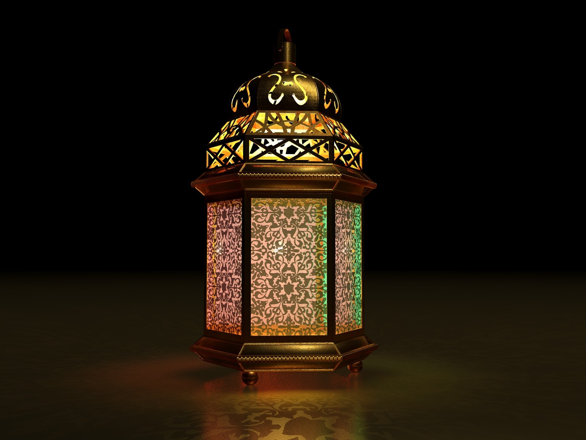 for How to make a beautiful lantern