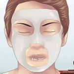 خطوات تنظيف الوجه بالبخار 7