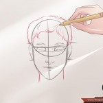رسم الوجه كالمحترفين بالصور طرق-رسم-الو