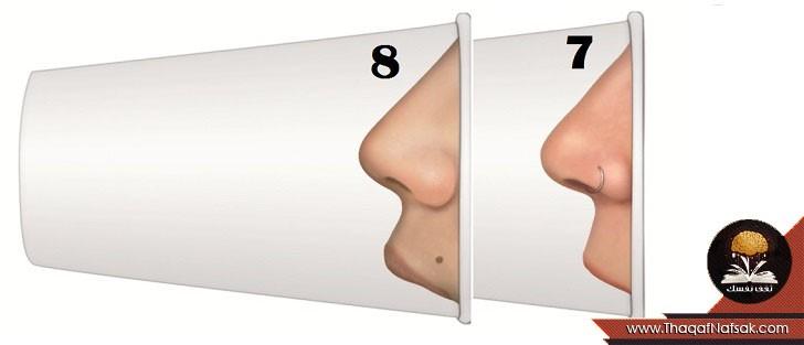 ماذا يقول شكل أنفك عن شخصيتك 5