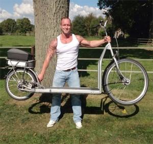 ماكينة المشي على دراجة هوائية، ثقف نفسك 2