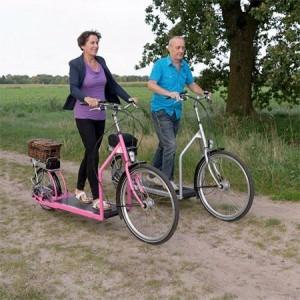 ماكينة المشي على دراجة هوائية، ثقف نفسك 5