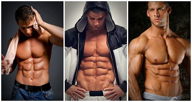5 وجبات سبب في عدم حصولك على عضلات البطن %D8%B9%D8%B6%D9%84%D