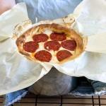 وصفة كيكة البيتزا بطريقتين كيكة-البيت�