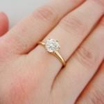 أروع أشكال خاتم الخطوبة من حجر الياقوت بالصور13