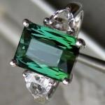 أروع أشكال خاتم الخطوبة من حجر الياقوت بالصور14
