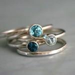 أروع أشكال خاتم الخطوبة من حجر الياقوت بالصور19