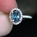 أروع أشكال خاتم الخطوبة من حجر الياقوت بالصور21