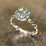 أروع أشكال خاتم الخطوبة من حجر الياقوت بالصور26