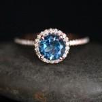 أروع أشكال خاتم الخطوبة من حجر الياقوت بالصور3