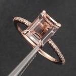 أروع أشكال خاتم الخطوبة من حجر الياقوت بالصور30
