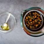 غسول للشعر الأشقر بالعسل والبابونج 10