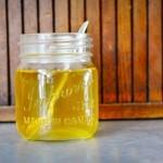 غسول للشعر الأشقر بالعسل والبابونج 11