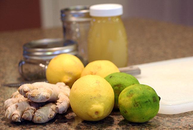 وصفة الزنجبيل والليمون والعسل - ثقف نفسك 1