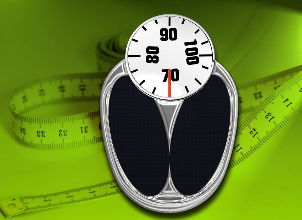حساب الوزن