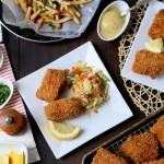 وصفة السمك المقلي 5