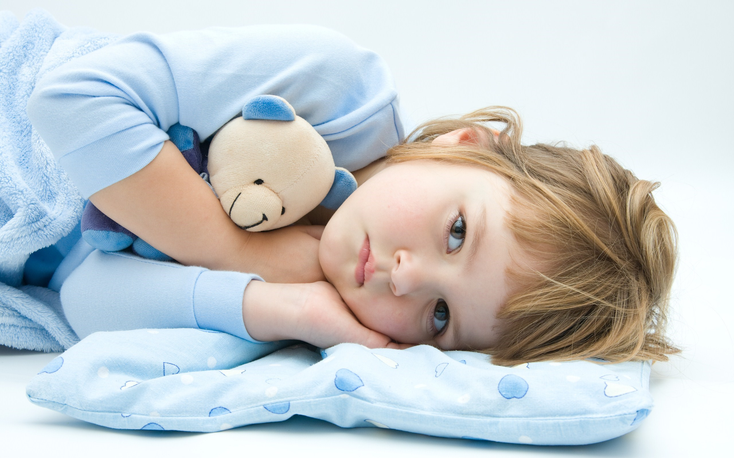 ارق الاطفال وقت النوم 5