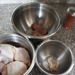 عمل مسحب الدجاج المشوي علي الفحم بالصور10