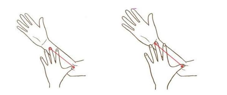 ماذا يقول حجم اليد عن شخصيتك ؟