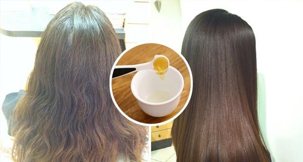 فرد الشعر بطرق طبيعية