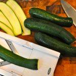 وصفة  شهية لعمل لازانيا الكوسه بالصور2