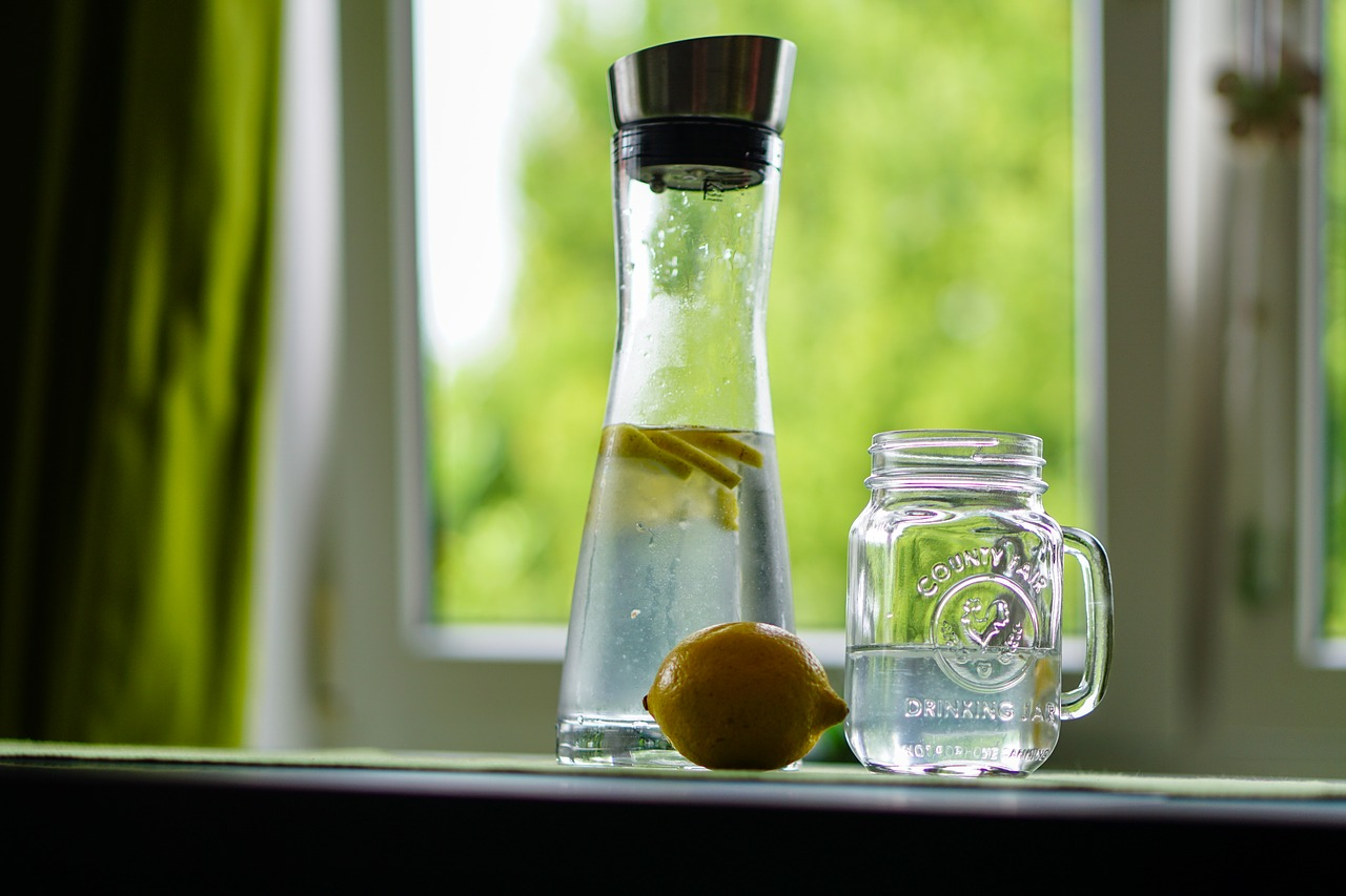 فوائد ماء الديتوكس