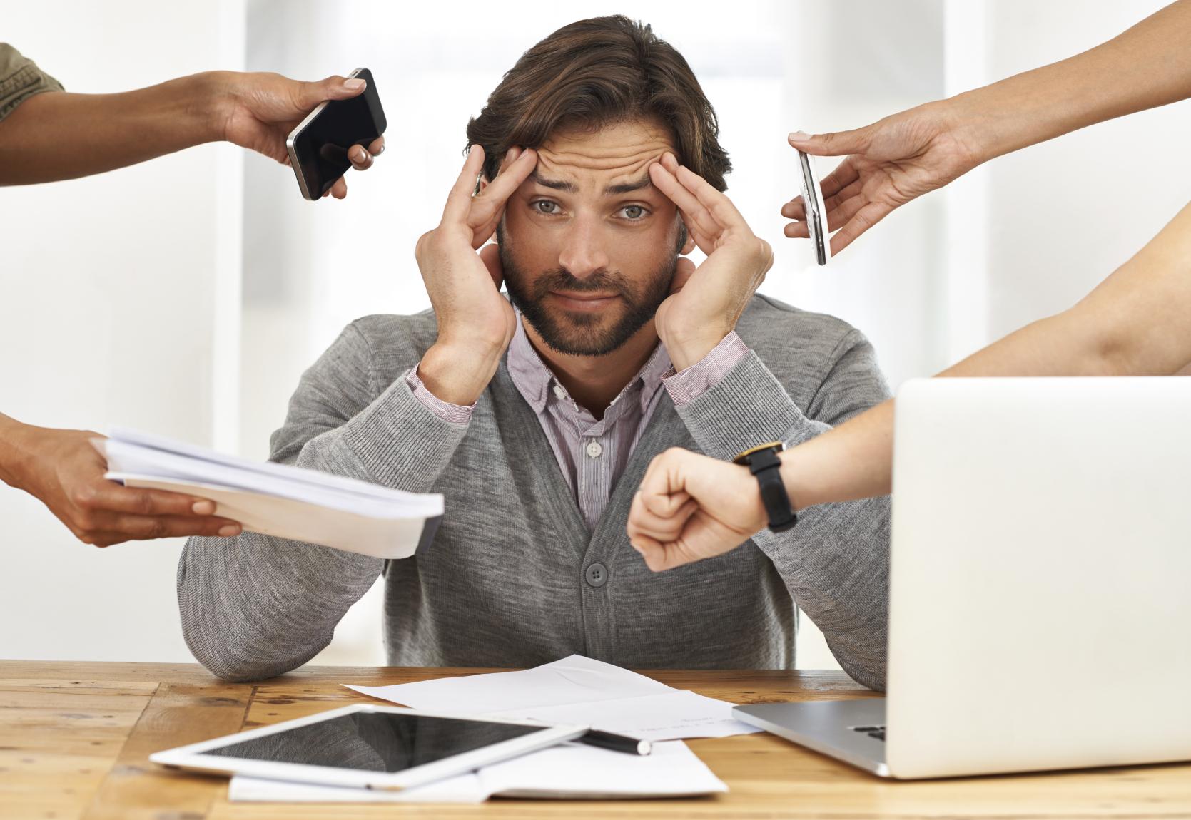 الإجهاد والضغط العصبي