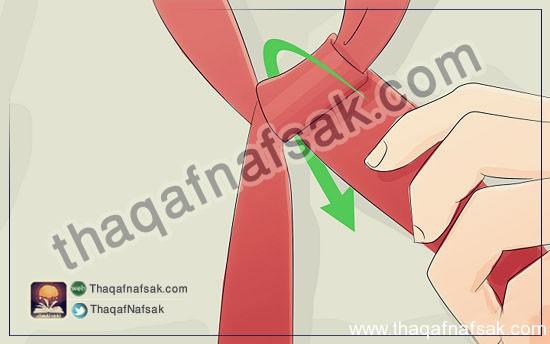 بالصور كيف تربط ربطة العنق ( 3 طرق ) 550px-Tie-a-Tie-Step