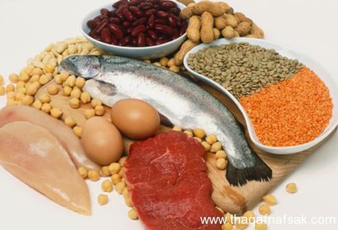 proteinaaa أفضل الأطعمة المفيدة أثناء المذاكرة