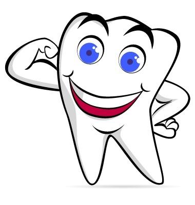أسنان قوية ، ثقف نفسك 1