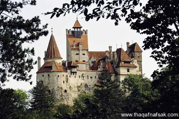 Dracula's Castle Up For Sale