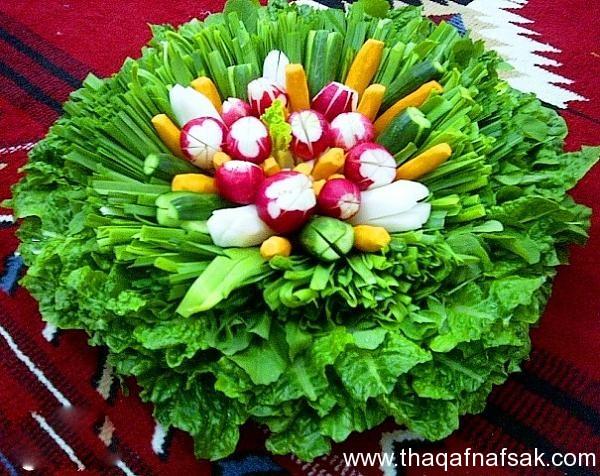 الخضروات الورقية ثقف نفسك ,,