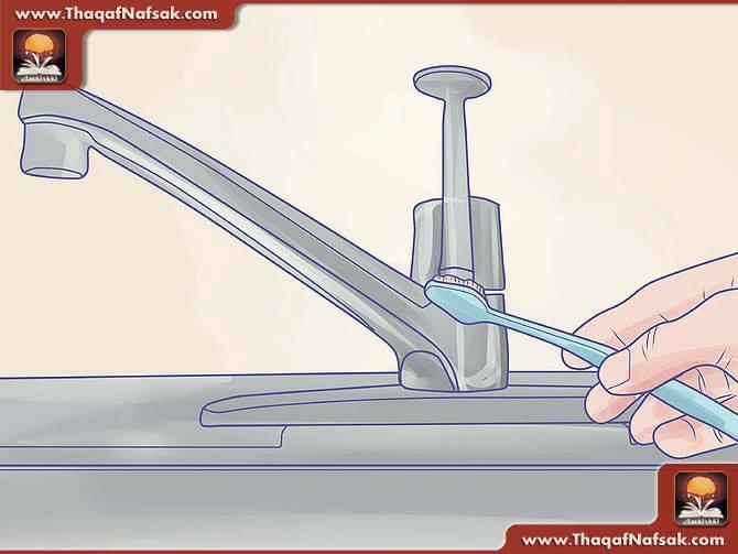 تنظيف المطبخ بالصور 17