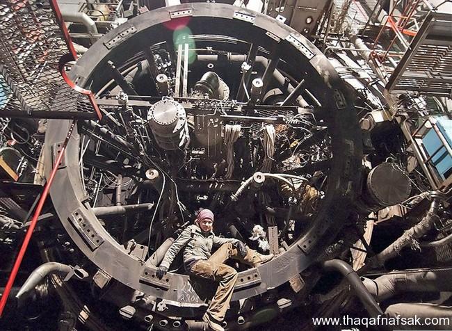 مختبر الصواريخ الروسي، ثقف نفسك 1