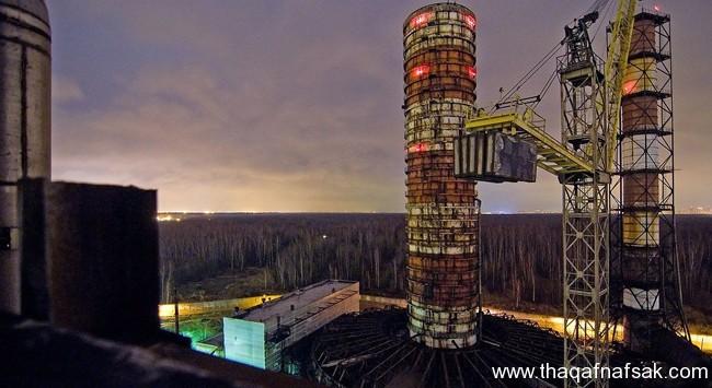 مختبر الصواريخ الروسي، ثقف نفسك 10