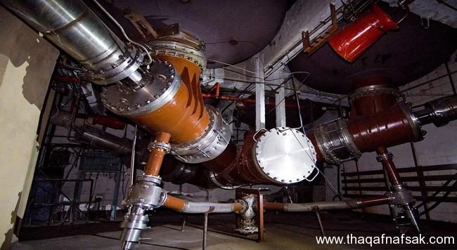 مختبر الصواريخ الروسي، ثقف نفسك 12