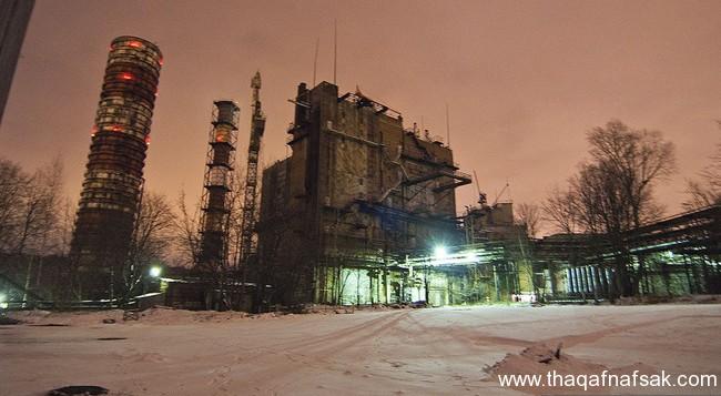 مختبر الصواريخ الروسي، ثقف نفسك 3