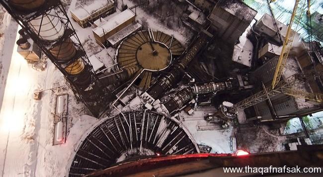 مختبر الصواريخ الروسي، ثقف نفسك 6