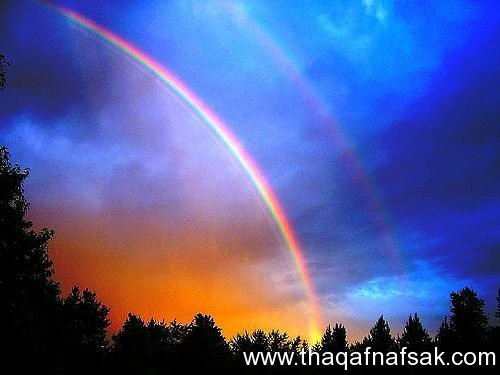 20 ظاهرة ضوئية رائعة ، ثقف نفسك 1